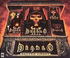 Diablo Battle Chest (PC, 2001)
