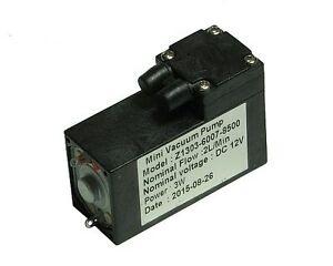Druckpumpe-Mini-Membranpumpe-Wasserpumpe-Luftpumpe-Vakuumpumpe-DC-12V