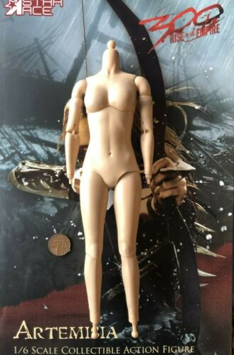 Star Ace Artemisia 300 Rise of an Empire Nude Body loose 1//6th scale