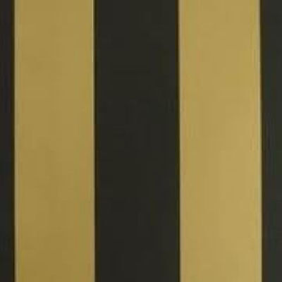 51790211 Black And Gold Wide Stripe Wallpaper Paste The Wall Casadeco Ebay