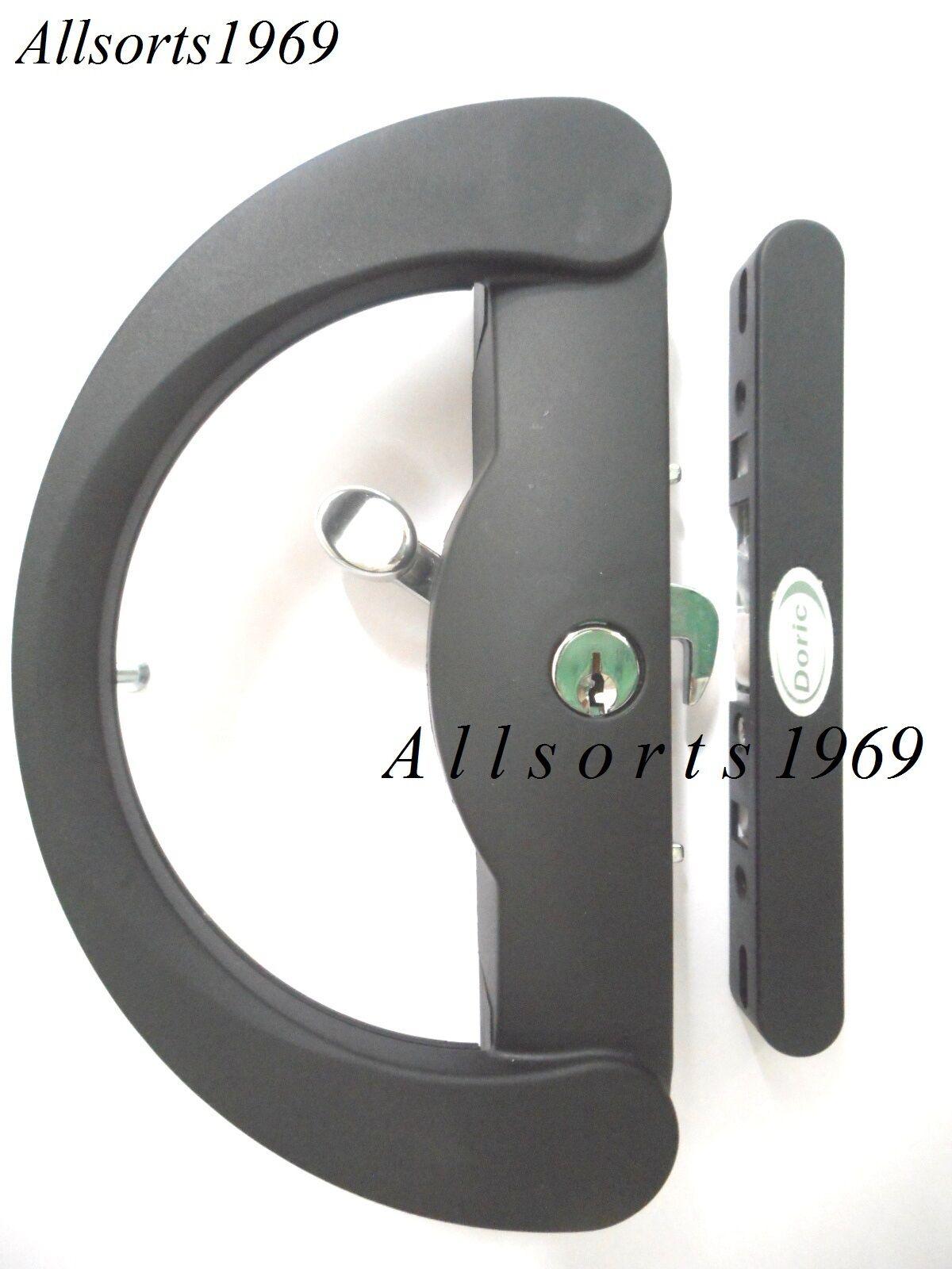 Doric Ds925 Sliding Glass Door Lock Handle With Internal Deadlock