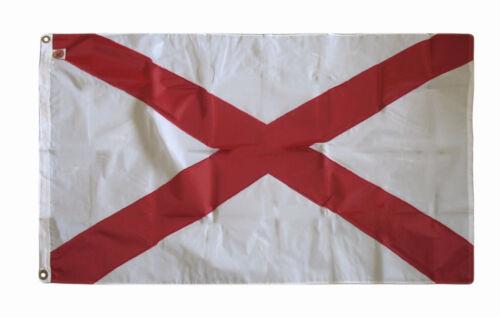 Patrick/'s Cross 300D Nylon Flag 3/'x5/' Banner 3x5 Embroidered Sewn St