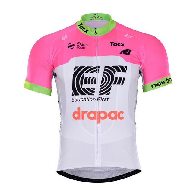NEW 2018 DRAPAC CANNONDALE JERSEY HOBBY CYCLING TOUR DE FRANCE PRO CLARKE