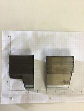 2 Un Ground Steel Moulding Weinig Wkw Corrugated Knives Shaper Moulder 3 12