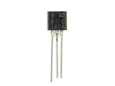 M427 BC182 A,BC 182 A,C128A,C 128A,Transistor 1x SIEMENS BC182A NPN