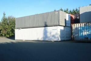 40 ft Good Order High-Cube Container British Columbia Preview