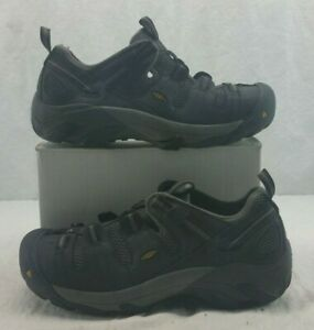 Atlanta Cool Steel Toe Work Shoe Black