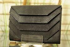 Geldbeutel Geldbörse KRALLE Straußen Leder. purse wallet ostrich-skin ü1617