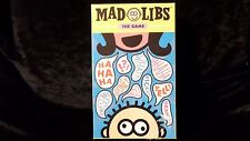 Looney Labs Mad Libs The Game NEW in original shrink wrap