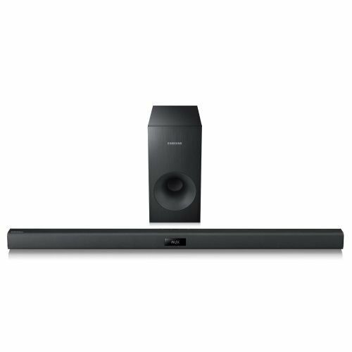 SAMSUNG HW-FM35 2.1 Channel Home Theater Sound Bar with Subwoofer and blueetooth
