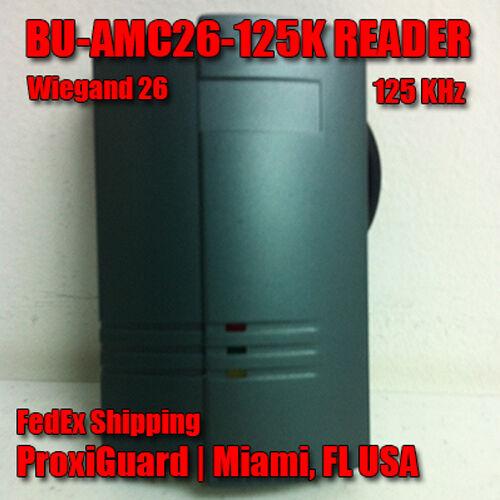 125khz RFID Door Access Control Reader Weigand 26 BUAMC26-125K ProxiGuard
