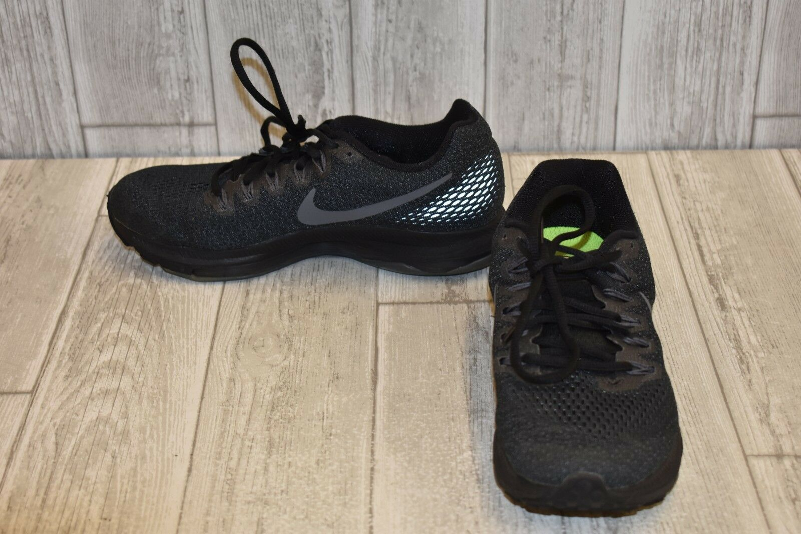 Nike- Zoom All Out Running shoes, Men's Size 7.5, Charcoal