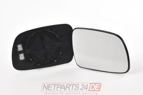 Peugeot 307 Spiegelglas Außenspiegel 08//00 Seitenspiegelglas rechts ab Lager