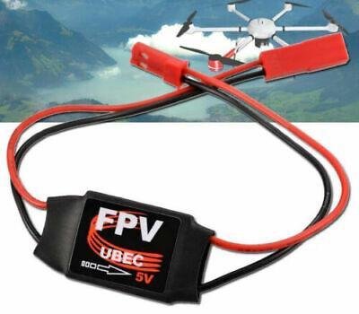 UBEC 12V 3A FPV Mini BEC 4-6s Lipo VTX DC-DC Converter Step Module BBC
