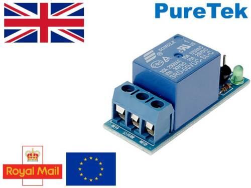 3.3V//5V 10A módulo de relés Para Arduino Nano debido Raspberry Pi ESP8266 Optoacoplador