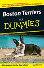 Boston Terriers for Dummies by Wendy Bedwell-Wilson (Paperback, 2007)