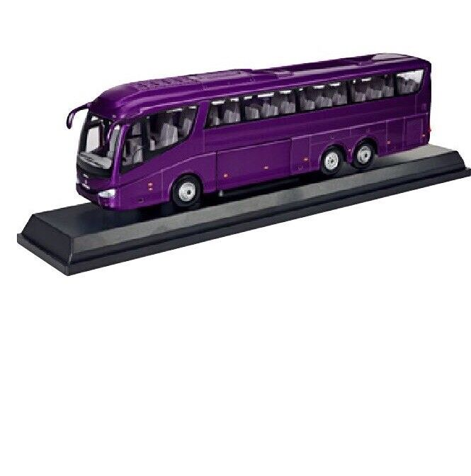 Très rare Scania Irizar PB violet luxe bus bus bus coach 1:50 SCANIA (concessionnaire modèle) | Belle Qualité  6e271a