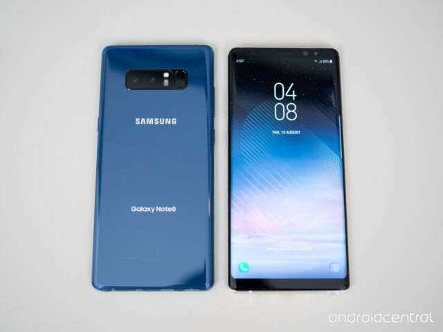 Samsung Galaxy Note8 SM-N950K - 64GB  Excellent Condition