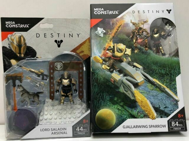 Destiny Lord Saladin Arsenal And Sparrow DPJ09
