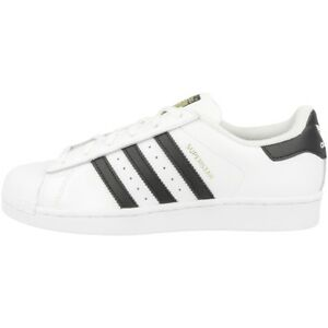 ADIDAS-Superstar-J-Scarpe-WHITE-BLACK-c77154-Retro-Sneaker-Dragon-Foundation-CF