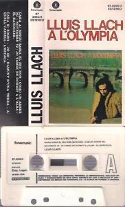 LLUIS-LLACH-A-L-OLYMPIA-DIFICILISIMO-CASSETTE-catalan
