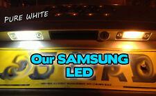 36mm Volkswagen Vw Passat Cc Xenon Blanco LED matrícula Luces Canbus Error