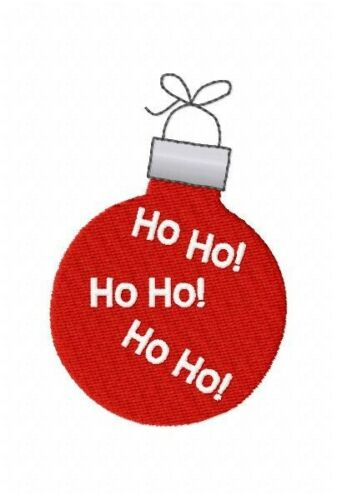 Christmas Ornaments 12 Cute Machine Embroidery Designs on multi-formatted CD