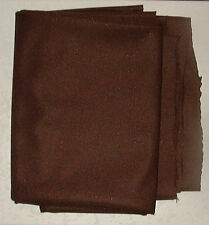 "BROWN SPEAKER GRILLE CLOTH 1 YARD X 70"" SINGLE KNIT"