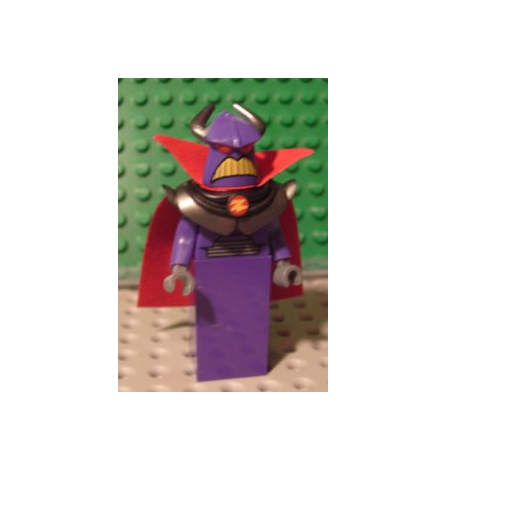 NEW LEGO Zurg FROM SET 7593 TOY STORY (toy005)