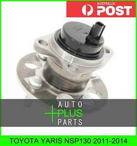 Fits-TOYOTA-YARIS-NSP130-Rear-Wheel-Bearing-Hub