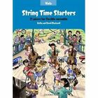 String Time Starters Viola Book Blackwell Oxford University Press 9780193411531