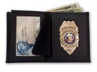 Atlanta Police Hidden Badge Wallet