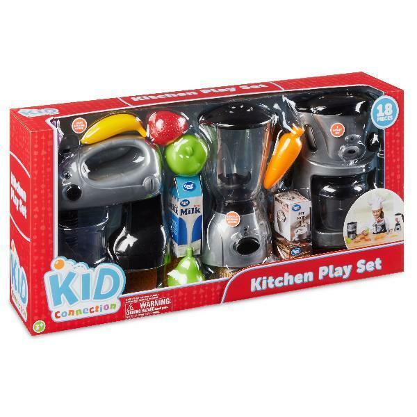 Janod Picnik Blender Food Mixer Wooden Play Kitchen Set For Sale Online Ebay