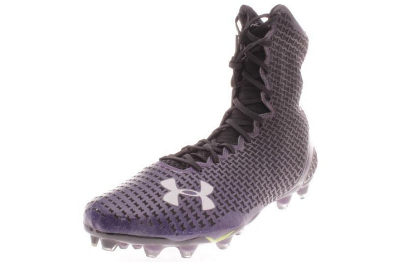 Mens Large Size  Under Armour Highlight MC Purple Football Cleats 16 M..330A