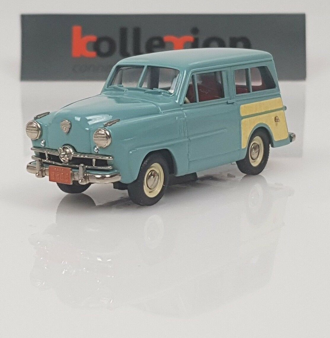 US MODELS MINT US18A 1951 CROSLEY Super Station Wagon 1.43 1.43 1.43 25549b