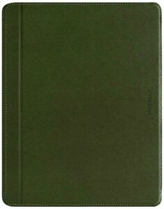 Macally-Protective-Magnetic-Snap-On-Case-for-iPad-3-Green-Brand-New-Sealed