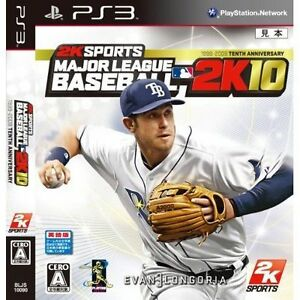 Major-League-Baseball-2K10-COMPLETE-Sony-PlayStation-3-PS-PS3-GAME-10-2010