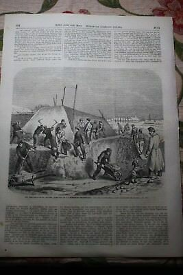1864 Stich 21 / Eider Österreich Armee