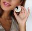 Boho-Women-Jewelry-Acrylic-Resin-Tortoise-Shell-Hoop-Earrings-Round-Circle thumbnail 199