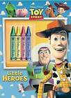 Little Heroes by Rh Disney (Mixed media product, 2009)