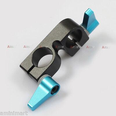 90 Degree Rod Clamp Railblock Block fr 15mm Rod Support Rail System DSLR Rig V2