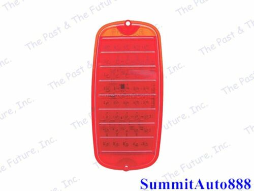 Red Lens Chevy Pickup PU Truck Tail Lamp Light 40 LED CPTL6066-3 Fleetside