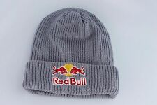 RED BULL NOT NEW ERA Grey BEANIE 100% AUTHENTIC BRAND NEW ATHELTE ONLY