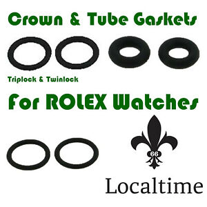 Crown-amp-Tube-Watch-Gaskets-Twinlock-Triplock-For-Rolex-Watches-5-3mm-6mm-7mm