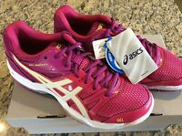 Asics Gel Rocket Ladies Squash/netball Shoes . Size 5 Uk
