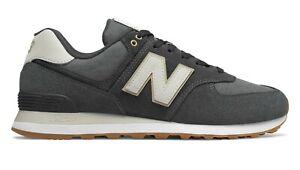 NEW-BALANCE-574-Classic-Scarpe-Uomo-Sneakers-PHANTOM-ML574SNL