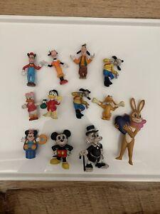 Walt-Disney-GOOFY-MICKEY-piu-15-MOUSE-FIGURE-IN-GOMMA-Bullo-Germania-piu