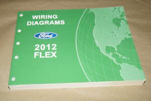 2012 ford flex manual
