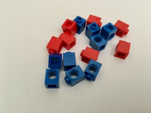 LEGO technic 1x1 brick with hole packs of 16 Part 6541 Choose your colour