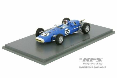 Matra ms1-Jackie Stewart-fórmula 3 test Goodwood 1965-1:43 Spark 5412